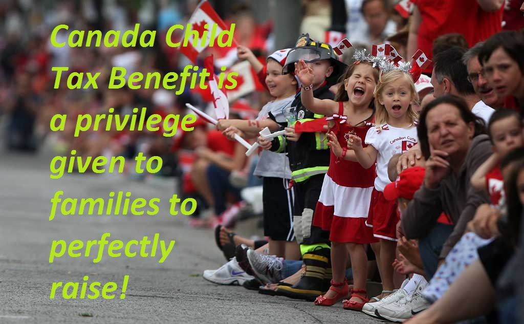 Canada child tax benefits loans