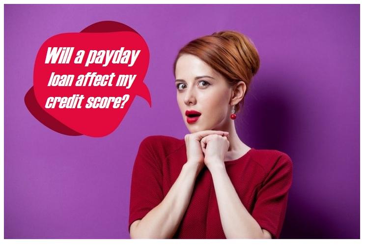 Does Cash Advance Hurt Credit Score